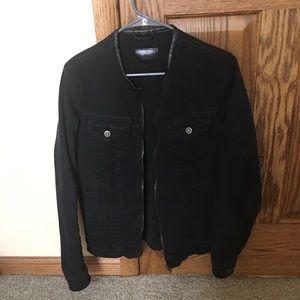 ASOS Black Jean Jacket
